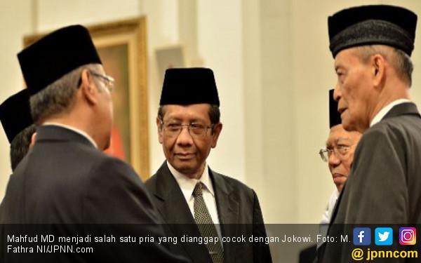 Mahfud Punya Segudang Kelebihan, Layak Jadi Cawapres Jokowi - JPNN.COM
