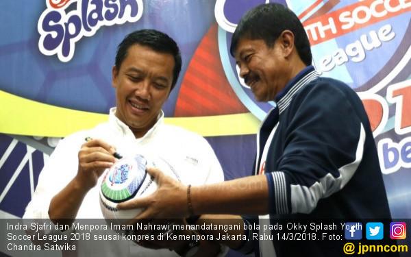 Indra Sjafri Gandeng Ustaz Yusuf Mansur, Akuisisi Tiga Klub - JPNN.COM