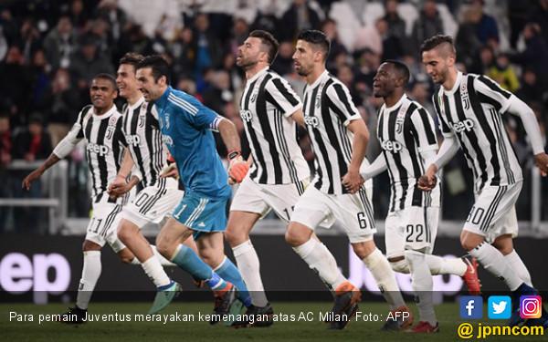 Bungkam AC Milan, Juventus Menjauh dari Napoli - JPNN.COM