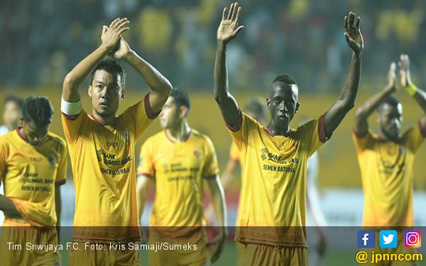 Madura United vs Sriwijaya FC: RD Minta Hamka Cs Jaga Fisik - JPNN.com