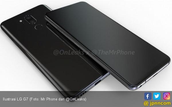 LG G7 Makin Dekat, Ini Bocoran Spesifikasinya - JPNN.COM