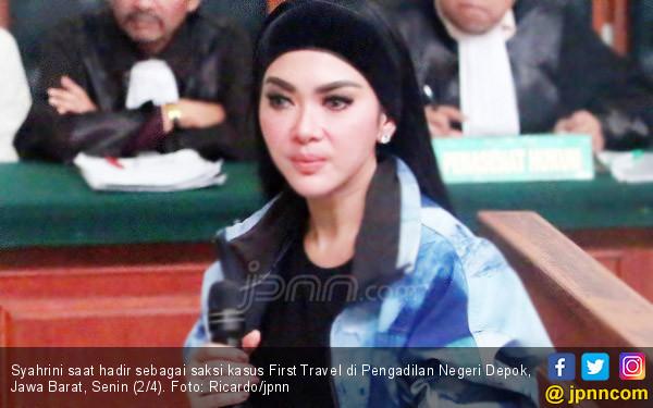 Syahrini Tak Lagi Jadi Warga Bogor - JPNN.com