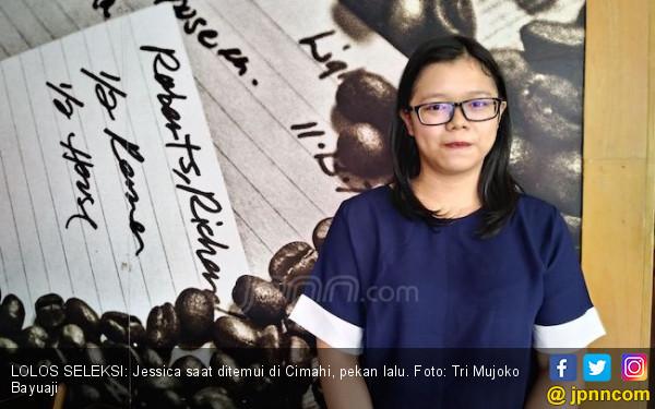 Jessica, Volunteer Asal Indonesia untuk Piala Dunia di Rusia - JPNN.COM
