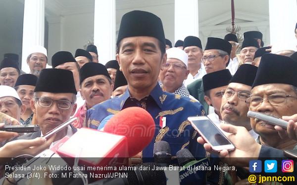 Joko Widodo vs Prabowo Lagi, Masih Menarik? - JPNN.COM