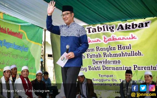Kang Emil Diminta Lanjutkan Generasi Para Ulama - JPNN.COM