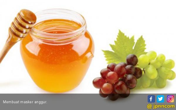 Ingin Wajah Tanpa Kerut? Masker Anggur Bisa Anda Coba - JPNN.COM