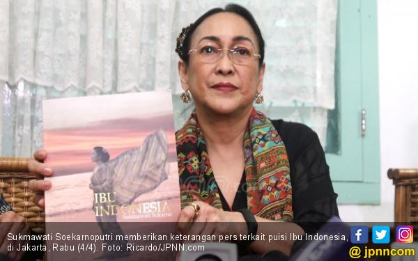 Ketum PPP Yakin Sukmawati Soekarnoputri Tak Berniat Merendahkan Nabi Muhammad - JPNN.com