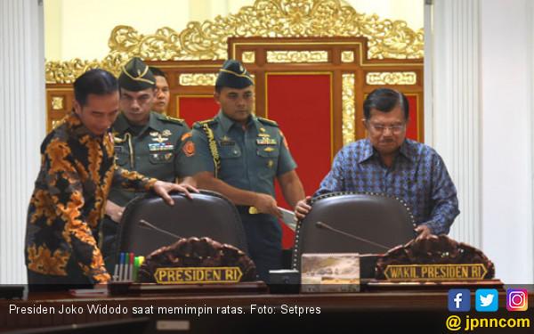 Jokowi Batalkan 14 Proyek Strategis Senilai Rp 264 Triliun - JPNN.COM