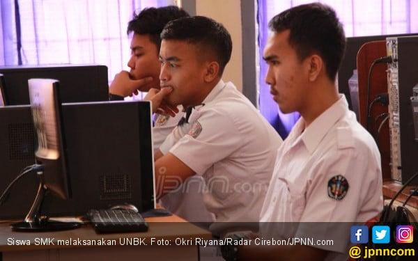 Siswa Keluhkan Materi Try Out Beda dengan UNBK - JPNN.COM