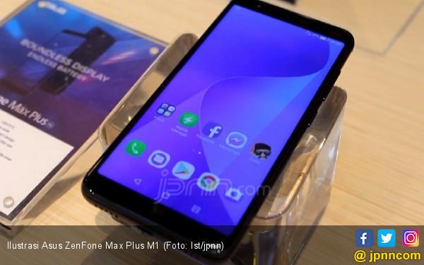 Berikut Sejumlah Keunggulan Asus ZenFone Max Plus M1 - JPNN.COM