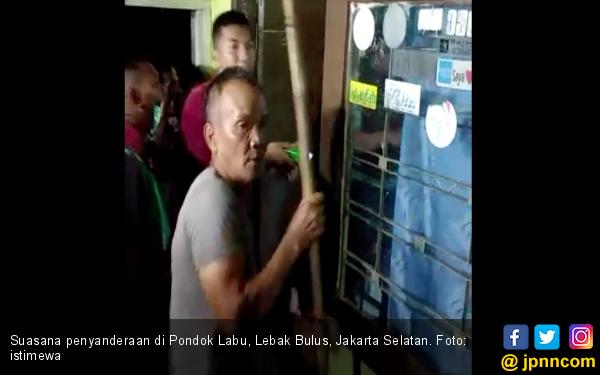 Pembunuh Hunaedi Tak Sadar Beraksi di Kompleks TNI AL - JPNN.COM