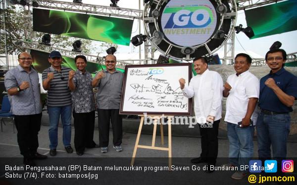 BP Luncurkan Program Seven Go untuk Tumbuhkan Ekonomi Batam - JPNN.COM