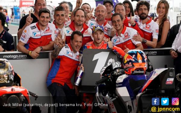 Rahasia Jack Miller Raih Start Terdepan di MotoGP Argentina - JPNN.com