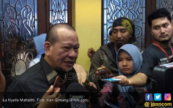 Ketua DPD RI Harap Budaya Kalimantan Jadi Ikon Ibu Kota Baru - JPNN.com
