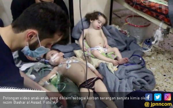 Tim Pencari Fakta Serangan Kimia Tak Bisa Masuk Syria - JPNN.COM