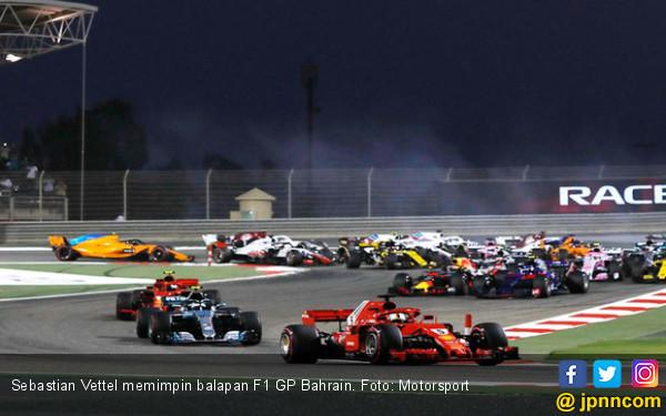 Hasil Klasemen F1 GP Tiongkok: Ricciardo Sukses Berjudi - JPNN.com