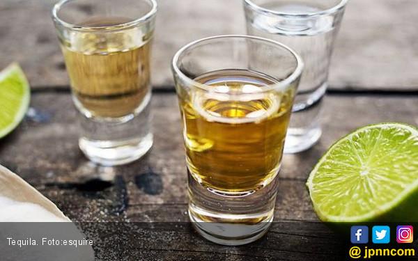 Ini Manfaat Mengejutkan dari Tequila - JPNN.COM