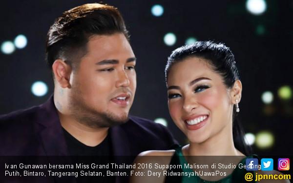 Ivan Gunawan: Dia Jago Banget Nyetir, Saya gak Bisa - JPNN.COM