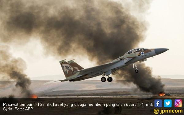 Israel Mulai Menebar Maut di Syria - JPNN.com