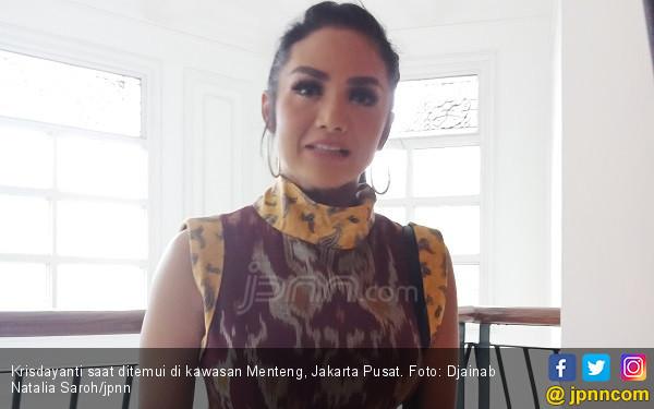 2019, Krisdayanti Berharap Melenggang ke Senayan - JPNN.com