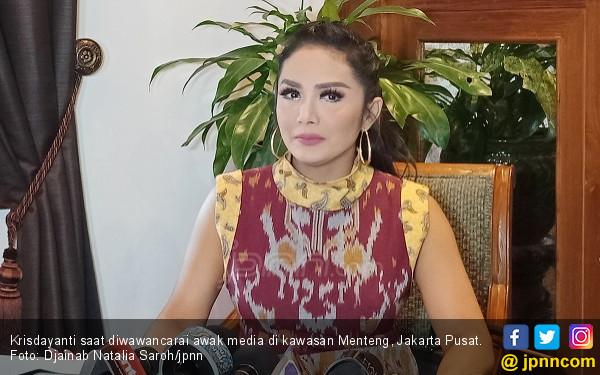 Krisdayanti Benarkan Kabar Syahrini dan Reino Barack akan Menikah - JPNN.com