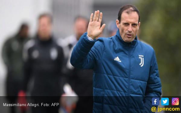 Allegri Bukan Pelatih Juventus Lagi Mulai Musim Depan - JPNN.com