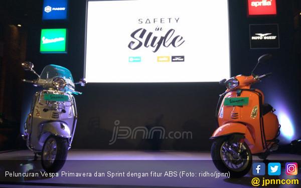 Lambretta Akan Mengaspal di Indonesia, Piaggio - Vespa: Kami Siap Bersaing - JPNN.com