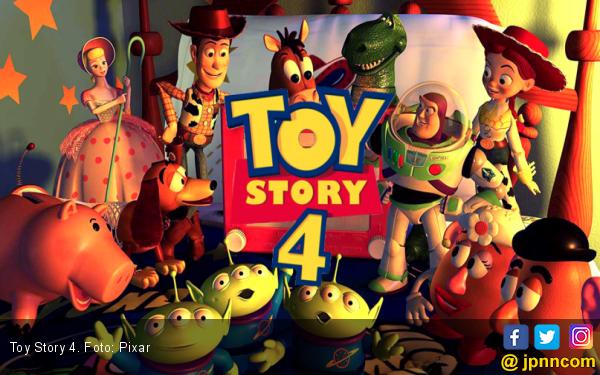 Tokoh Baru Toy Story 4 Langsung Mencuri Perhatian, Siapa Mereka? - JPNN.com