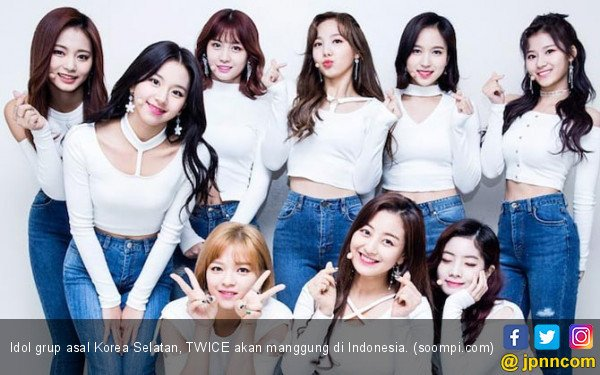 4 Grup Kpop Ini Segera Konser di Indonesia, Catat Tanggalnya - JPNN.COM