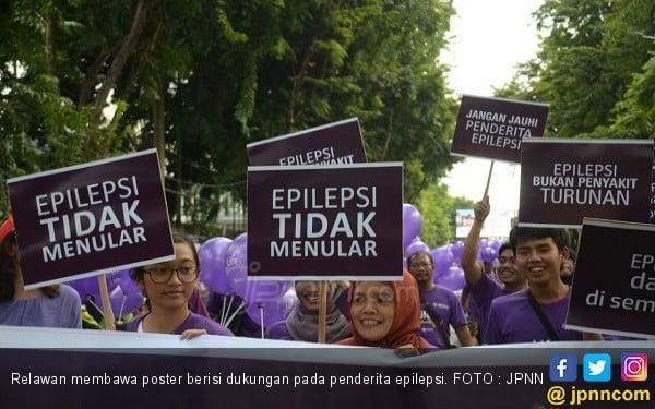 Epilepsi Bisa Disembuhkan Hingga 80 Persen - JPNN.COM