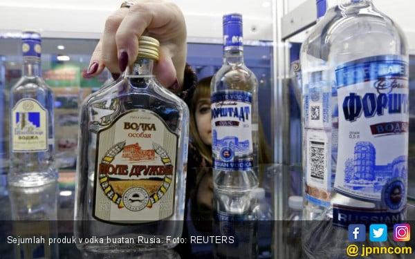 Suka Vodka? Ini Manfaatnya untuk Kesehatan - JPNN.COM
