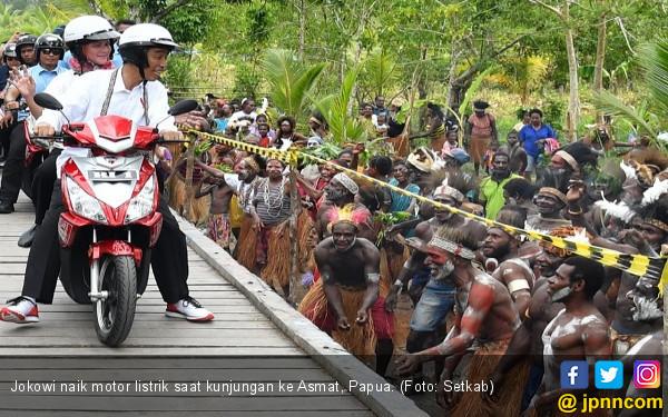 Pemerintah Dorong Transisi Motor Listrik di Indonesia - JPNN.COM