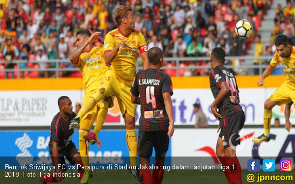 Fan Sesalkan Pemain Sriwijaya FC Selalu Cepat Puas - JPNN.COM