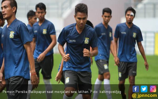 Skuat Lengkap, Persiba Balikpapan Pede Bertarung di Liga 2 - JPNN.com