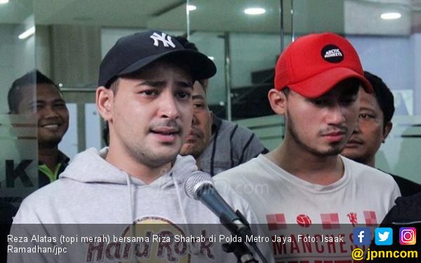 Riza Shahab Cs Akhirnya Dibebaskan, Ini Alasannya - JPNN.COM
