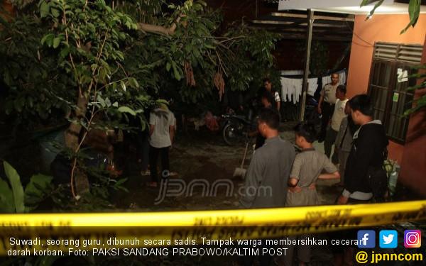 Pak Guru yang Dibunuh Itu Tempat Curhat Para Siswanya - JPNN.COM