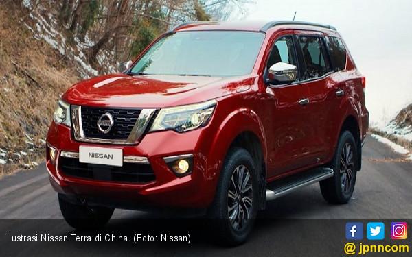 Nissan Terra, Calon Peluru NMI Saingi Pajero Sport - JPNN.COM