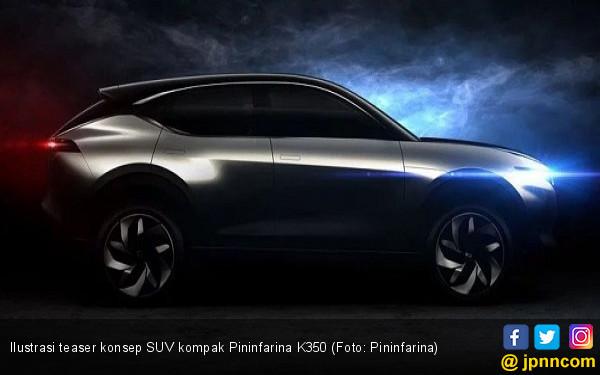 SUV Kompak Pininfarina Menggoda Kaum Muda - JPNN.COM