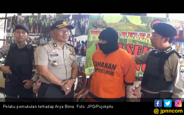 Gar-Gara Bunga Turi, Arya Bima Dipukul Warga - JPNN.COM