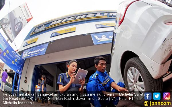 Michelin Getol Edukasi Perawatan Ban Kendaraan yang Baik - JPNN.COM