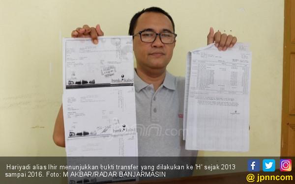 Ditransfer Rp 22,8 M, Penerima Mengaku Hanya Masuk Rp 3 M - JPNN.COM