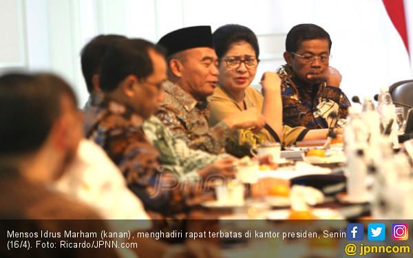 Idrus Marham Tertawa saat Ditanya soal Ceramah Eggy Sudjana - JPNN.COM