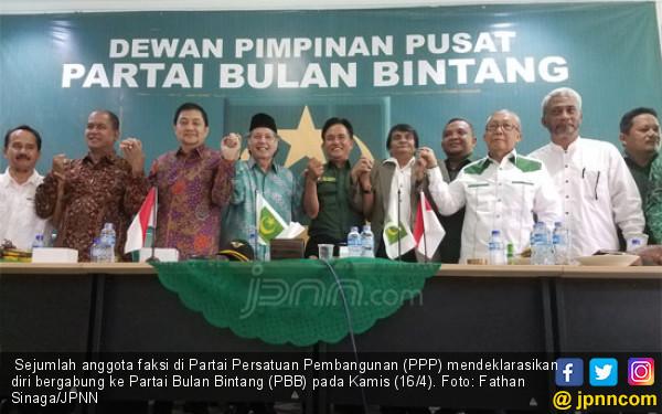 Faksi-faksi PPP Merapat ke PBB - JPNN.COM