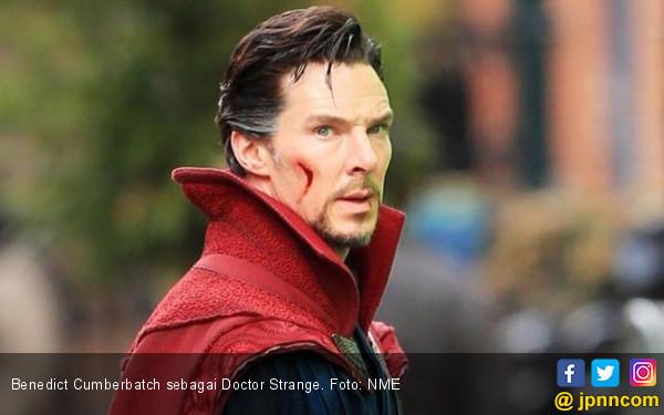 Doctor Strange Terpukau Lihat Wayang Kulit The Avengers - JPNN.COM