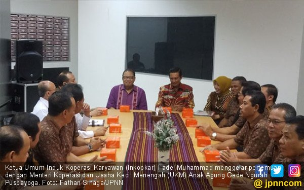 Menteri Koperasi Diminta Fasilitasi Program Rumah Karyawan - JPNN.COM