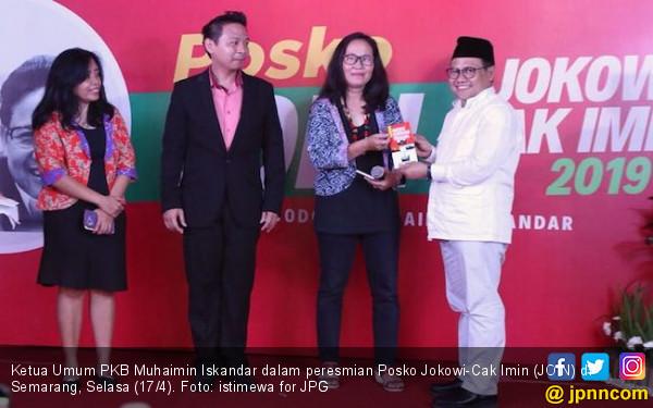 Teringat Jasa Gus Dur, Pilih Ikut JOIN demi Dukung Cak Imin - JPNN.COM