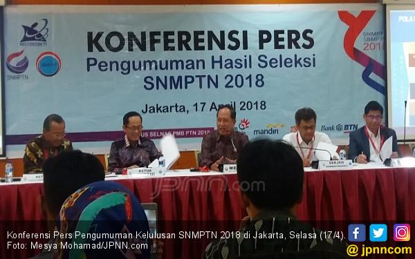 SNMPTN Unair Terbanyak di Tiga Prodi - JPNN.COM