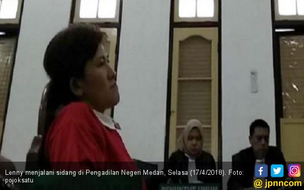 Ratu Ekstasi Asal Siantar Ini Dihukum Penjara Seumur Hidup - JPNN.COM