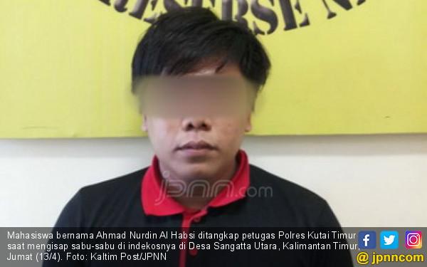 Mahasiswa Ditangkap saat Berbuat Terlarang di Indekos - JPNN.COM