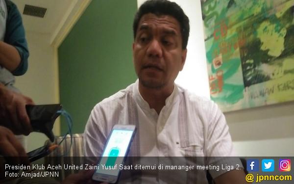 Aceh United Usung Target Tinggi di Liga 2 2018 - JPNN.COM